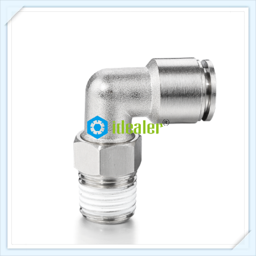 Male Elbow Connectors-MPL